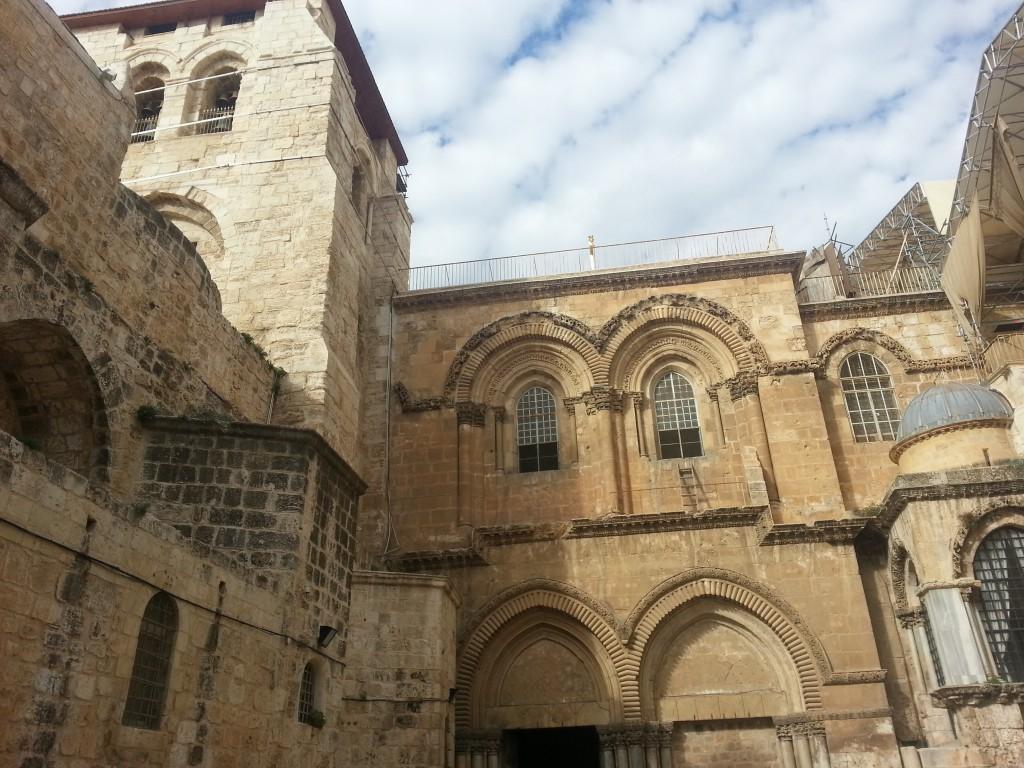 Chrám Božího hrobu Jeruzalém