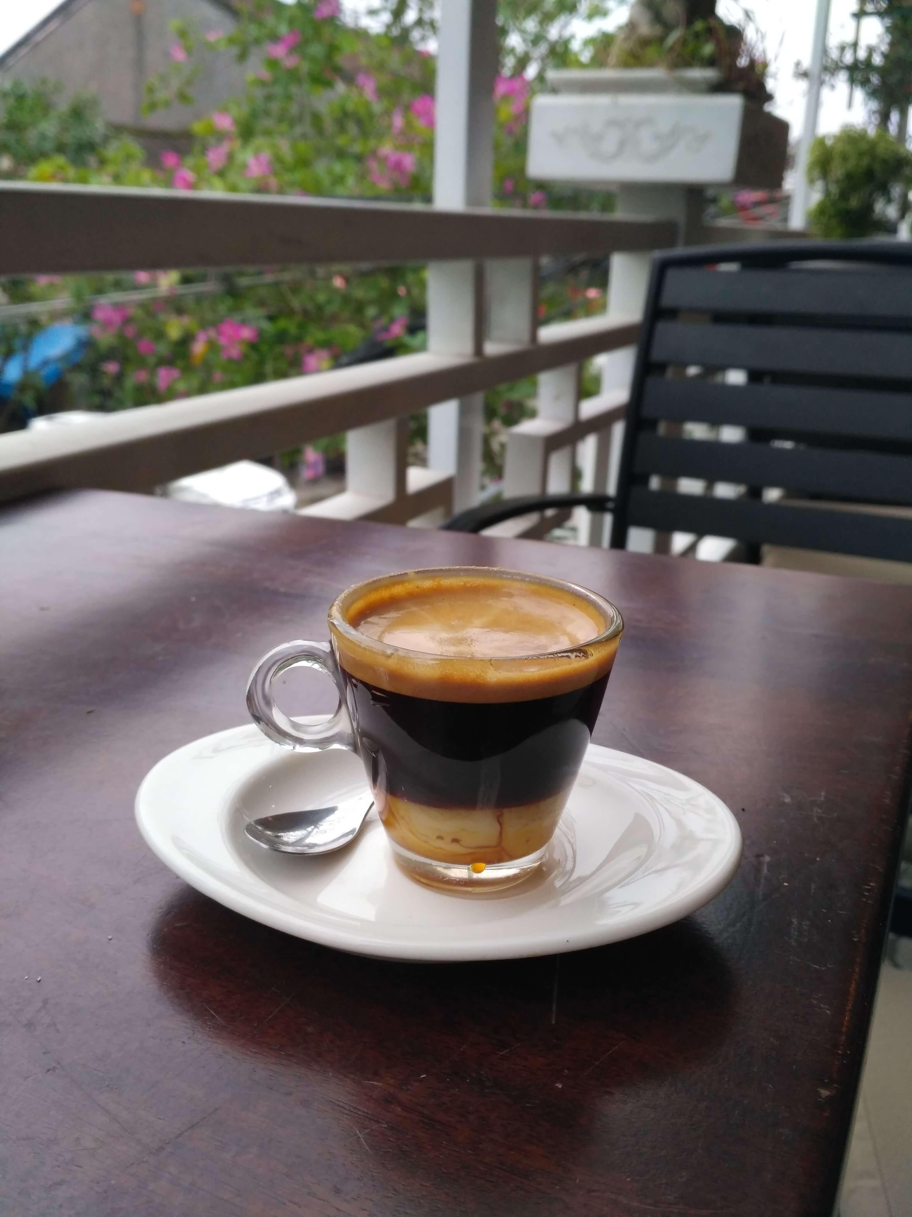 Hoi An káva