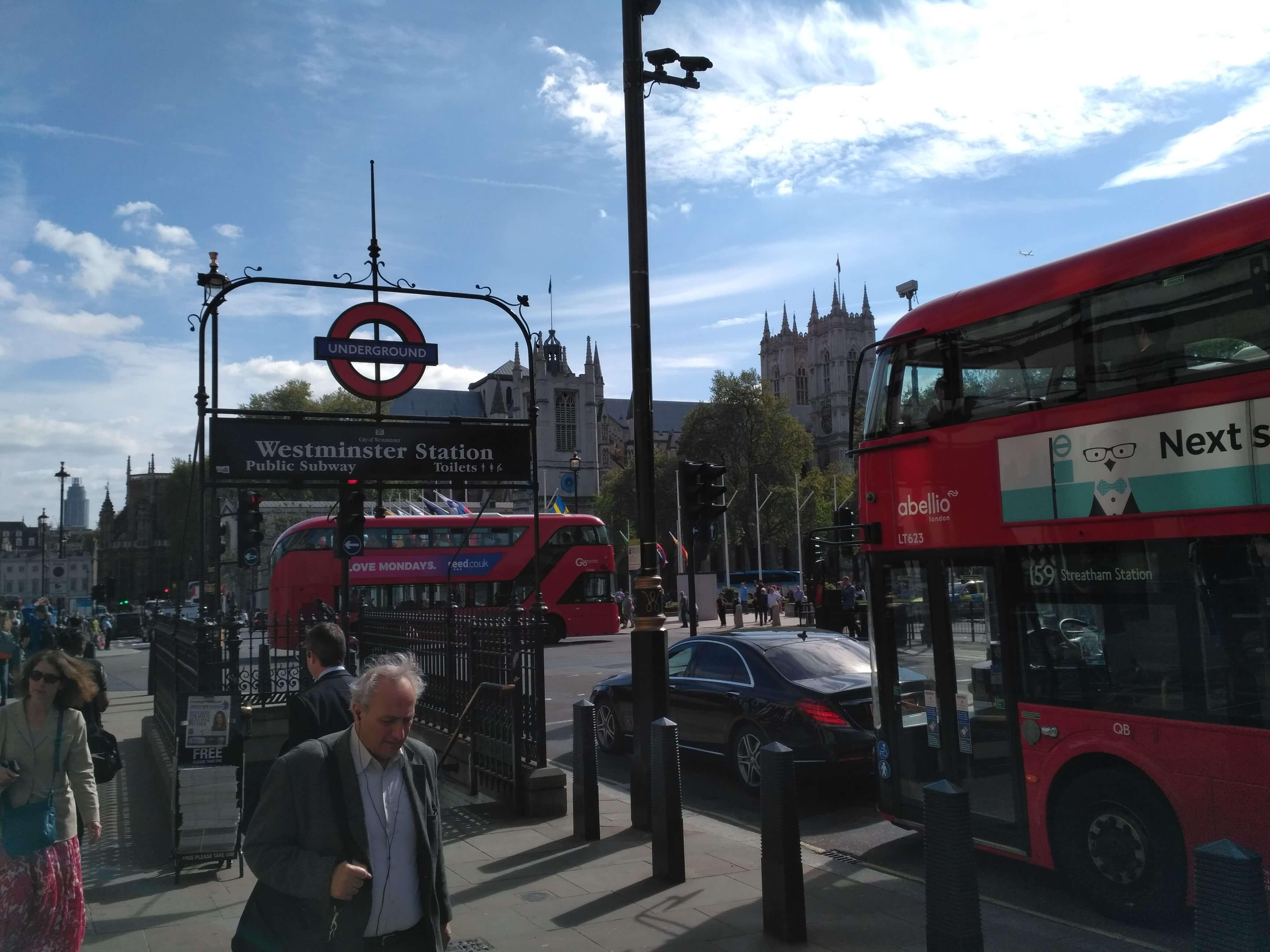 londýnský Westminster